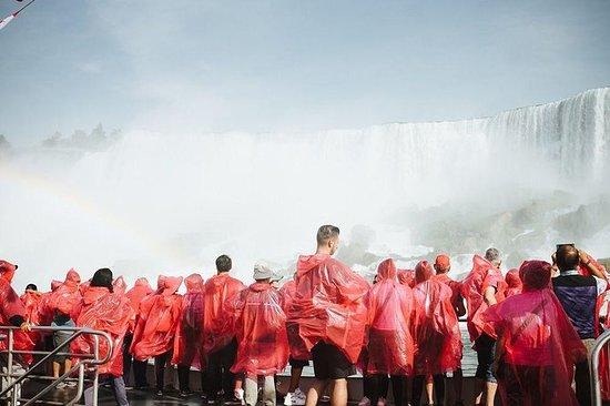 Tour in autobus delle cascate del