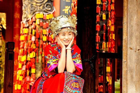 8日間の西湖南省ツアー-自然と文化体験(5つ星ホテル)