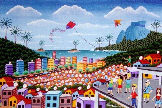 FAVELA TOUR i Rocinha og Vila Canoas