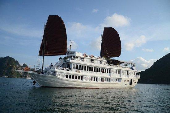 Halong Bay 3 Tage - 2 Nächte mit...