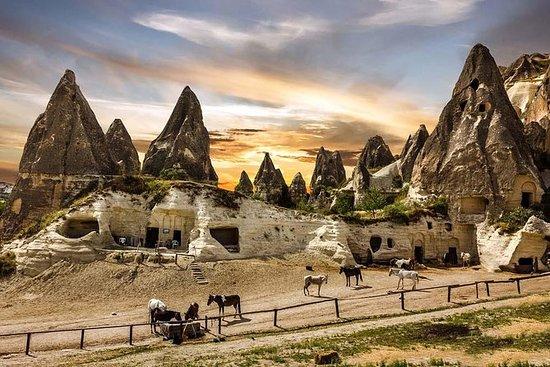 Cappadocia Red Tour & Green Tour...