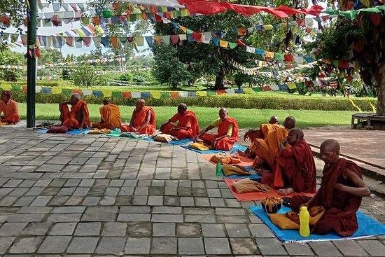 6 Tage - Buddhistische Pilgerfahrt...