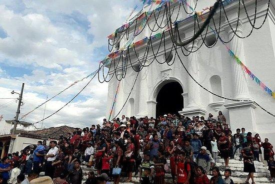 アンティグアからチチカステナンゴとイクシムピラミッドのプライベートデイツアー