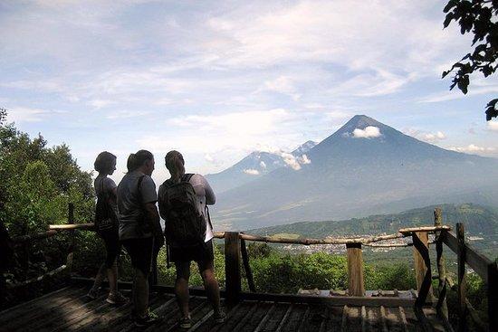 Excursão de um dia ao vulcão Pacaya...