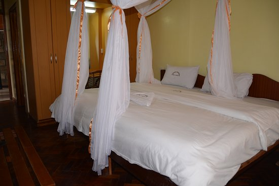 Nakuru, Kenya: Comfortable Beds