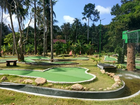 Phangan Adventure MiniGolf