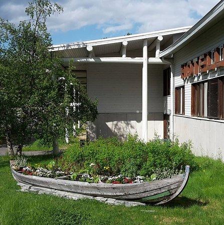 Entrance - Picture of Lapland Hotels Hetta, Enontekiö - Tripadvisor
