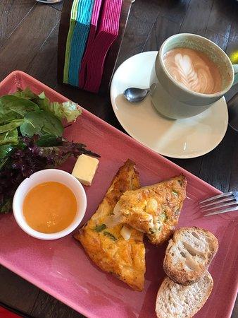 Great place & breakfast!