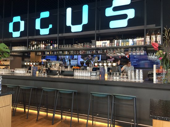 Focus Eten + Drinken: The bar with the warm-hearted and efficient staff