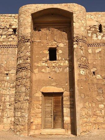 Qasr Kharana: Porte principale