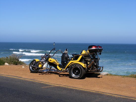 Scarborough, Južna Afrika: Enjoy nature on a trike!