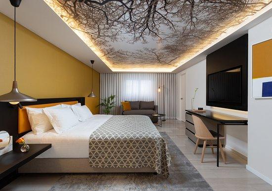 Dan Tel Aviv Hotel: Newly renovated Studio room