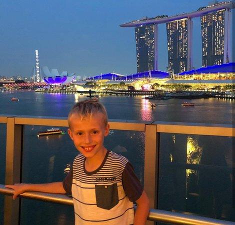 Fullerton bay hotel Singapore (Lantern bar review) at fullerton bay!