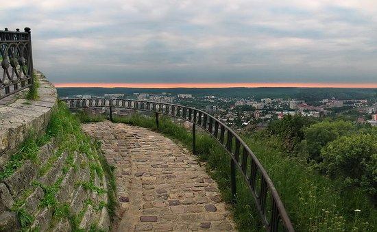 """Lvov, Ukraina: Город в котором я живу.  Львов, вид на город с """"высоты птичьего полёта"""" (с горы Высокий Замок)"""