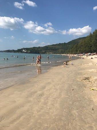 Wetter Kamala Beach