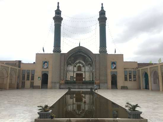 Imamzadeh Hadi Shrine in Aran va Bidgol