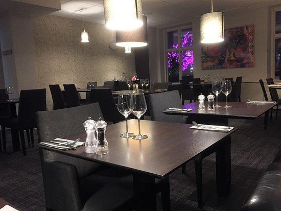 Restaurang Svea på Scandic Hallandia i Halmstad