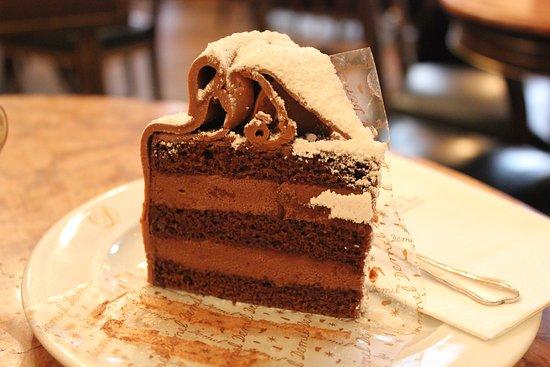 Anna-Torte Empfehlenswert (etwas mächtiger)