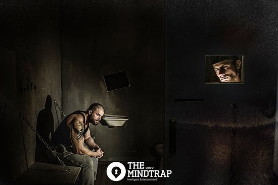 The MindTrap Escape Rooms Corfu