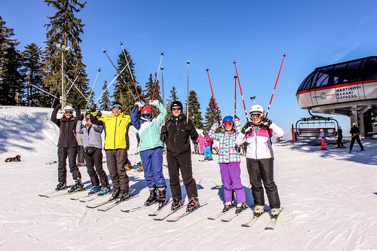 Hunters Ski School
