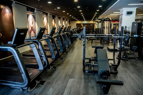 The Capital Fitness Center