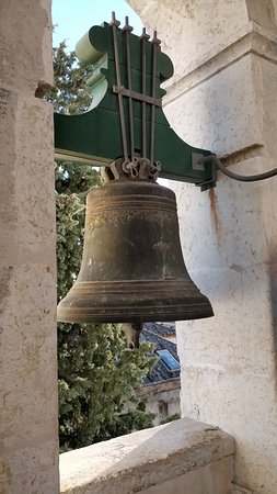 One of the bells you can ring