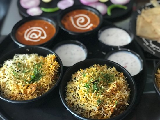Divo Cafe & Bar: Biryani