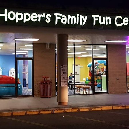 Hopper's Family Fun Center