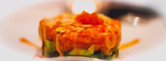 Tartare Salmone Avocado