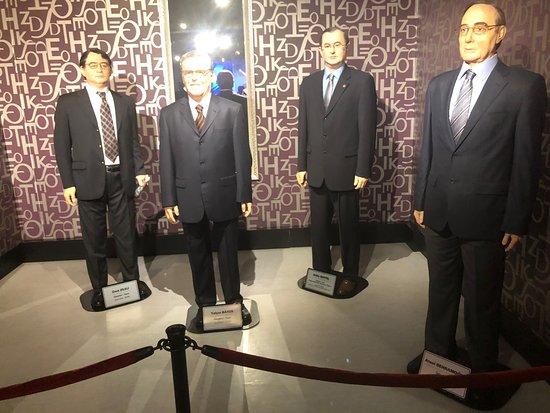Yılmaz Büyükerşen Balmumu Heykeller Müzesi