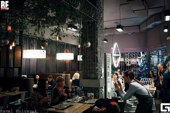 BEmine Grill Bar: Наш адрес: ул. Горького 1/32