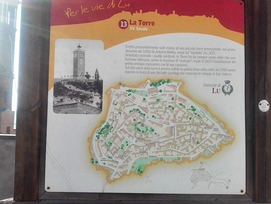 Lu Monferrato - La storia della torre