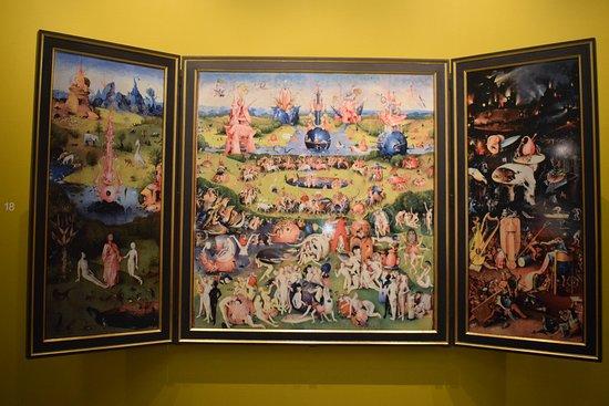 Tuin Der Lusten : Replica de tuin der lusten picture of jheronimus bosch art