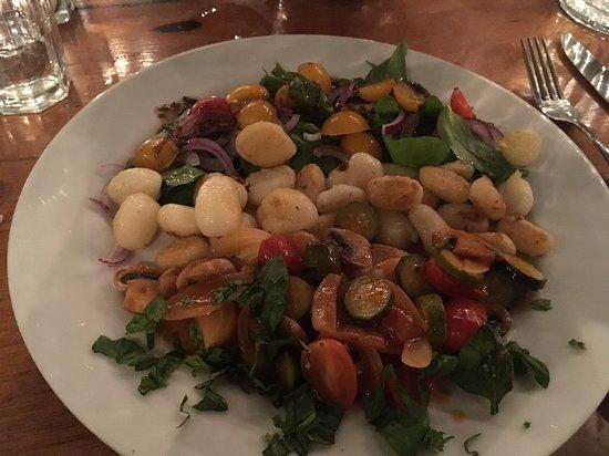 Buena Esperanza: Vegetarian Gnocchi