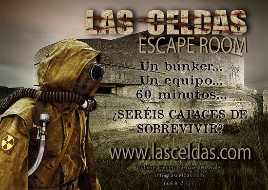 Las Celdas escape room
