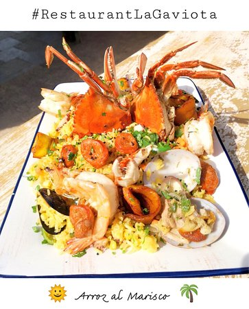 Arroz al Marisco / Seafood Rice mix