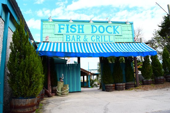 The Fish Dock Bar Grill Crescent Menu Prices