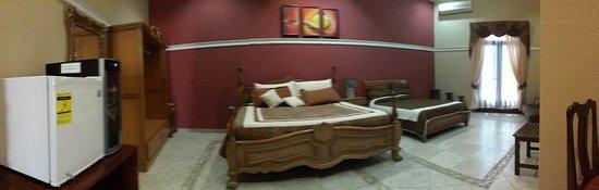 Paso Canoas, Panama: Hotel Residencial Las Canarias
