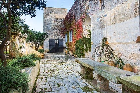 Gagliano del Capo, Italy: Exterior - Orangery