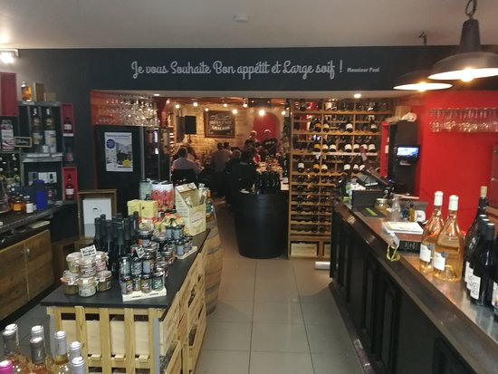 Comptoirs Bouchons Neuville Sur Saone Restaurant Reviews Phone