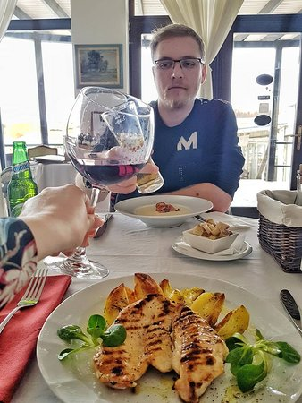 Archia, Romania: Dinner was delicious