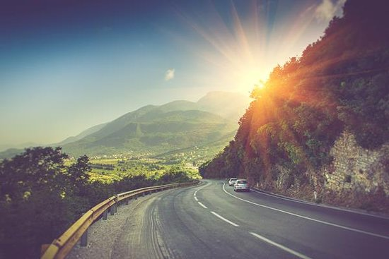 Montenegro Lifestyle: road in Montenegro