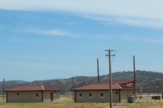 Jolon, CA: Fort Hunter Ligget