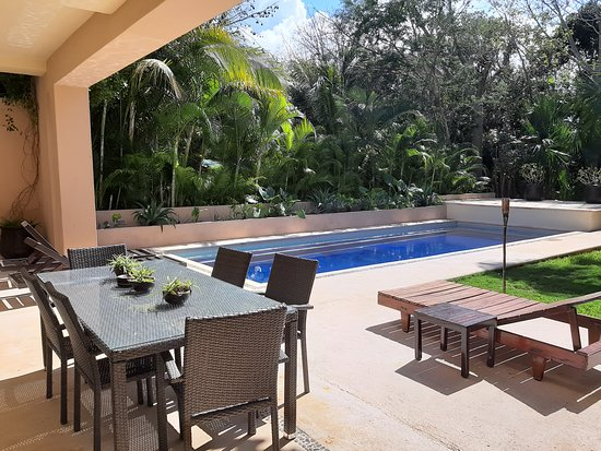 Puerto Aventuras, Mexico: A beatiful spacious house for your memorable vacation