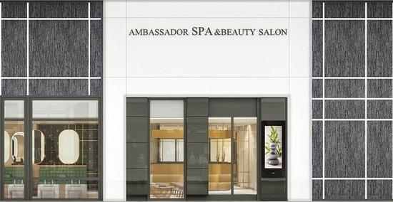 Ambassador Spa & Beauty Salon Istanbul Airport