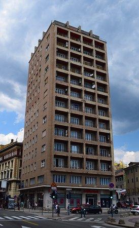 Rijeka, Kroatien: Communistische architectuur