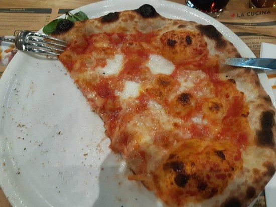 Pizza buonissima!