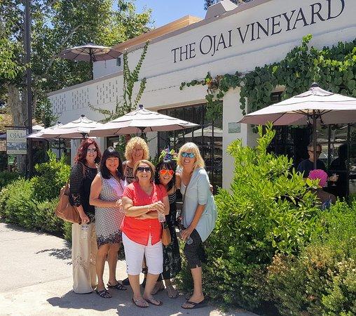 Explore Wines Tour: Ojai Winery Tour