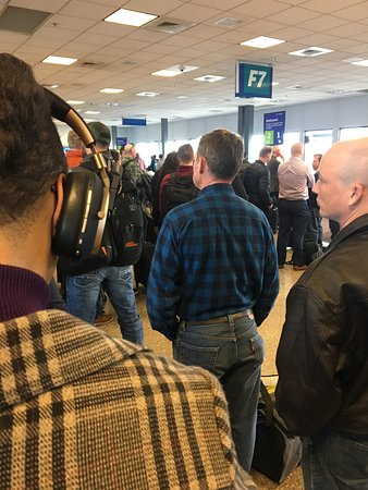 United Airlines: Slc delays