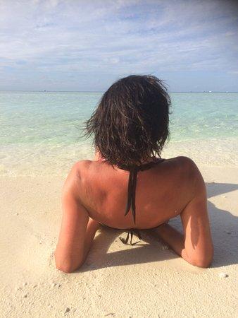 Halaveli Island: Halaveli Maldive